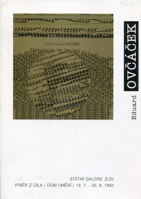Eduard Ovčáček: Výběr z díla