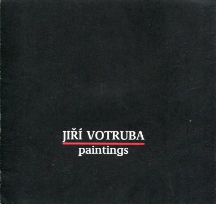 Jiří Votruba: Paintings