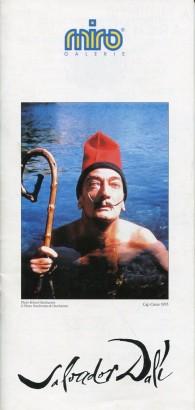 Salvador Dalí (1904 - 1989): Výběr z tvorby z let 1930 - 1980