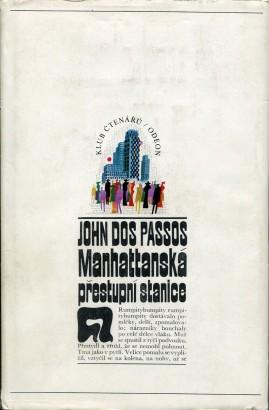Dos Passos, John - Manhattanská přestupní stanice