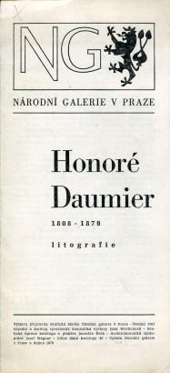 Honoré Daumier 1808 - 1879: Litografie