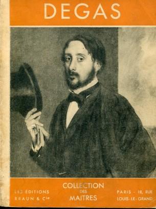 Rewald, John - Degas