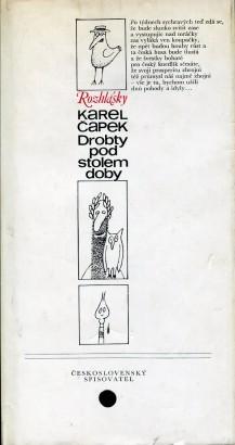 Čapek, Karel - Drobty pod stolem doby