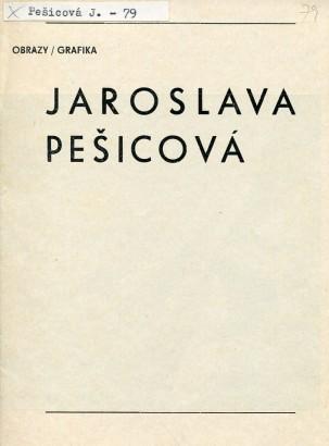 Jaroslava Pešicová: Obrazy / grafika