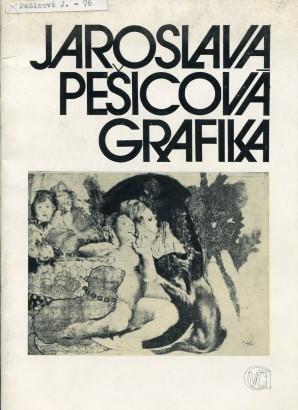 Jaroslava Pešicová: Grafika 1971 - 1978