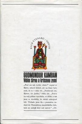 Guðmundur Kamban,  - Vidím širou a krásnou zemi