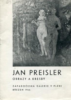 Jan Preisler: Obrazy a kresby