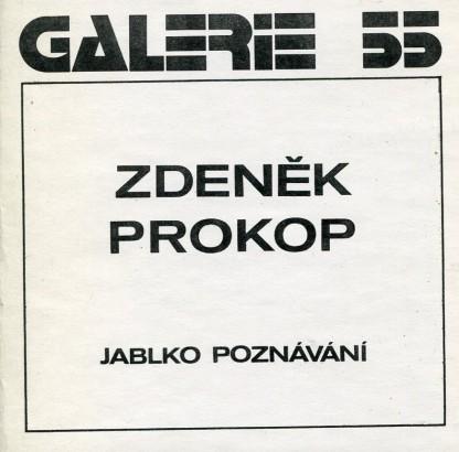 Zdeněk Prokop: Jablko poznávání