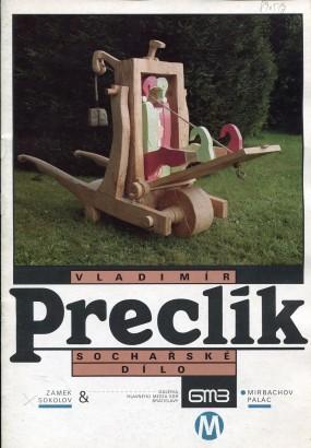 Vladimír Preclík: Sochařské dílo