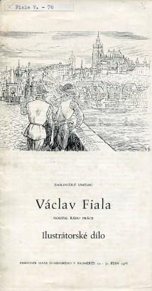 Václav Fiala: Ilustrátorské dílo