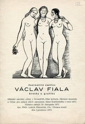 Václav Fiala: Kresby a grafika
