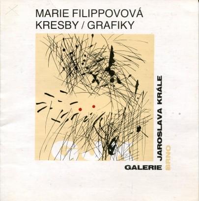 Marie Filippovová: Kresby / grafiky