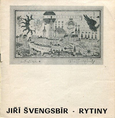 Jiří Švengsbír: Rytiny
