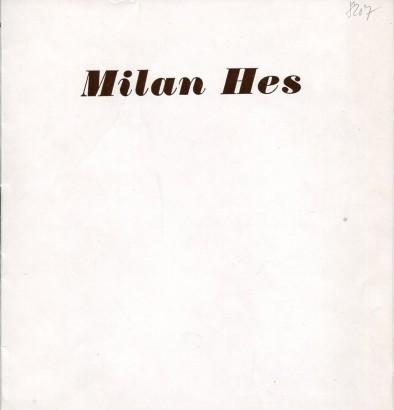 Milan Hes: Obrazy z let 1977-1981