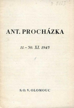 Antonín Procházka