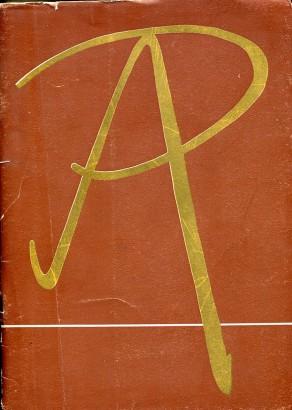 Antonín Procházka: Souborná výstava