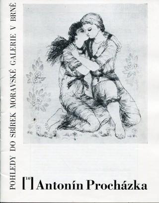 Antonín Procházka: Kresby a grafika