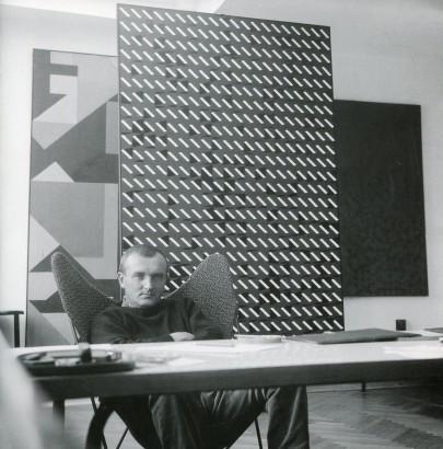 Zdeněk Sýkora: Geometrické studie / Geometrical Studies (1961 - 1962)