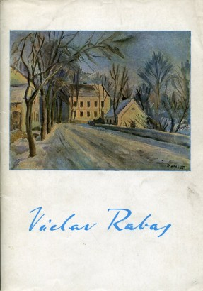 Václav Rabas: Soubor díla