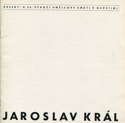 Jaroslav Král: Kresby