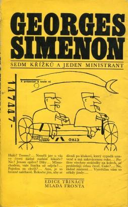 Simenon, Georges - Sedm křížků a jeden ministrant