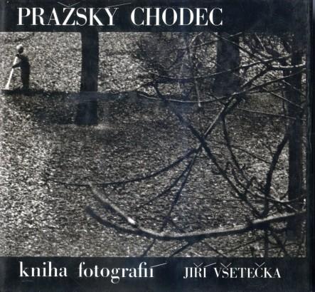 Všetečka, Jiří - Pražský chodec
