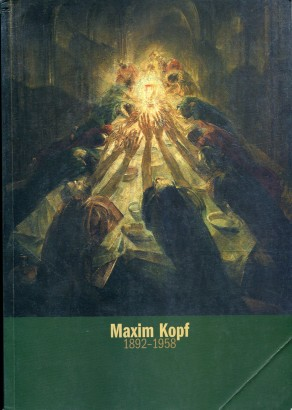 Maxim Kopf 1892-1858