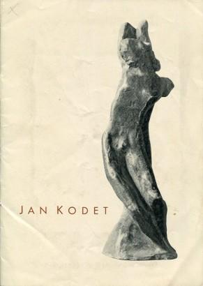Jan Kodet: Plastiky a kresby / Plastiken und Zeichnungen