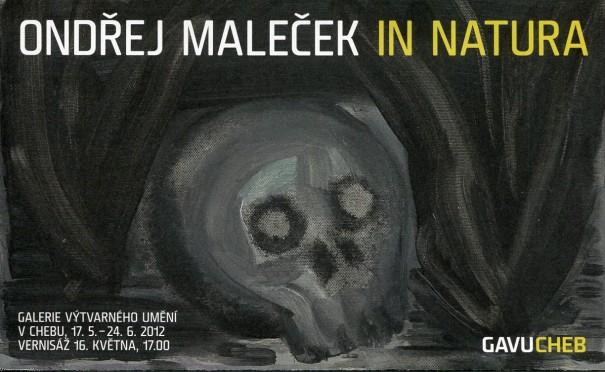 Ondřej Maleček: In natura