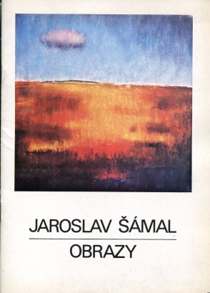 Jaroslav Šámal: Obrazy