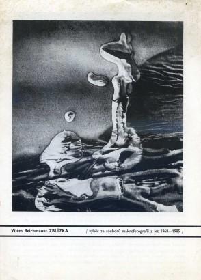 Vilém Reichmann: Zblízka