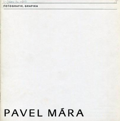 Pavel Mára: Fotografie, grafika