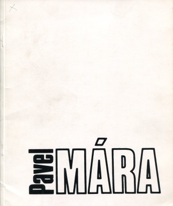 Pavel Mára: Fotografické práce 1976 - 1989