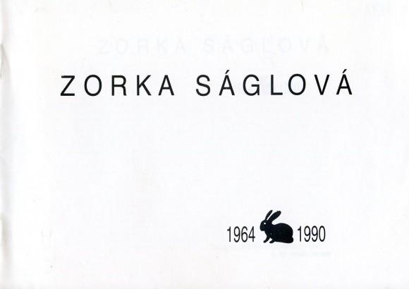 Zorka Ságlová 1964 - 1990