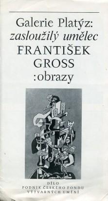 František Gross: Obrazy