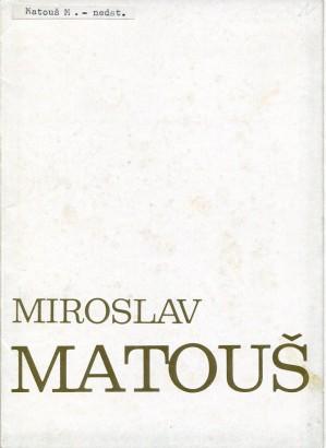Miroslav Matouš