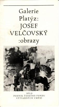 Josef Velčovský: Obrazy