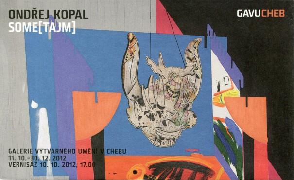 Ondřej Kopal: Some(tajm)