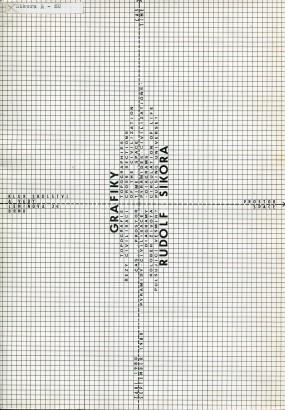 Rudolf Sikora: Grafiky