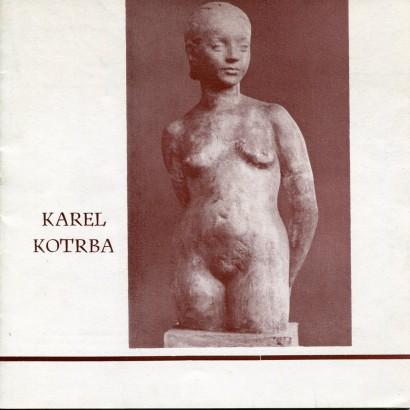 Karel Kotrba: Sochy
