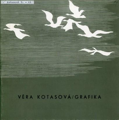 Věra Kotasová: Grafika