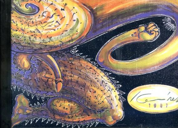 Ivan Komárek: Polystyrény 1997 / Polystyrenes 1997