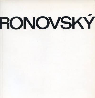 František Ronovský: Obrazy z let 1970 - 1977