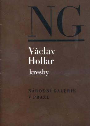 Kesnerová, Gabriela - Václav Hollar: Kresby z Grafické sbírky Národní galerie v Praze