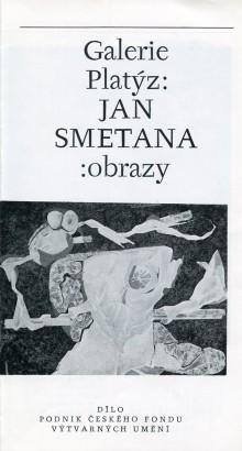 Jan Smetana: Obrazy