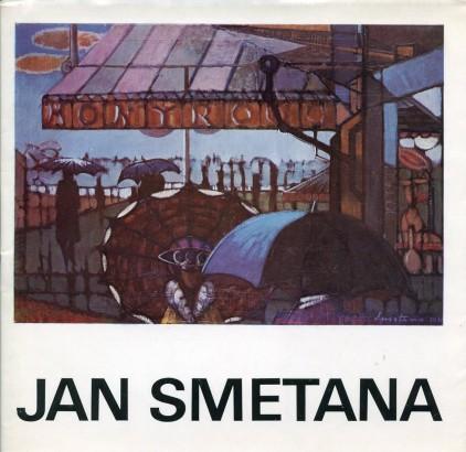 Jan Smetana: Výběr z díla 1941-1981
