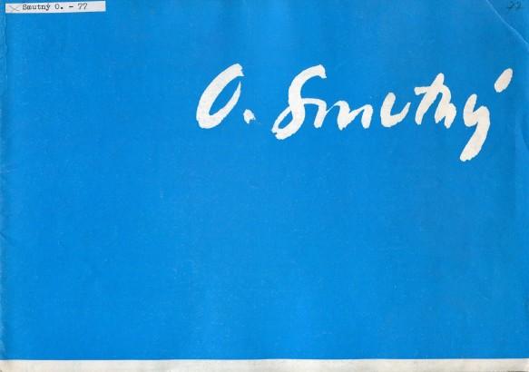 Oldřich Smutný: Práce z let 1944 - 1976