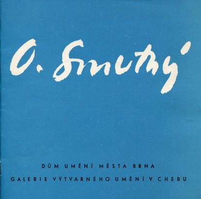 Oldřich Smutný: Vývoj díla