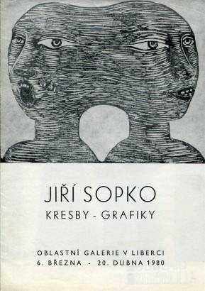 Jiří Sopko: Kresby - grafiky