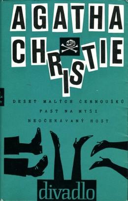 Christie, Agatha - Detektivní hry